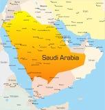 Saudi-Arabië Stock Afbeelding