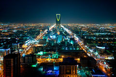 Saudi Arabia Royalty Free Stock Photography
