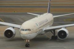 Saudi Arabian B777 Stock Image