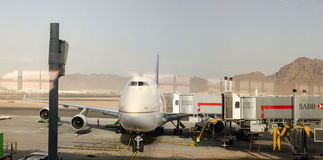 Saudia Stock Foto