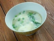 Sauer Suppe Stock Photos