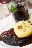 Sauerbraten Royalty Free Stock Photography