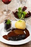 Sauerbraten Stock Images