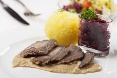 Sauerbraten Stock Photo