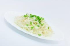 sauerkraut κρεμμυδιών άνοιξη Στοκ Εικόνα