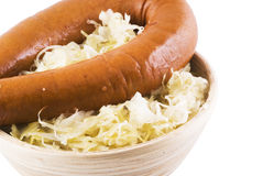 Sauerkraut. Royalty Free Stock Images