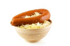 Sauerkraut. Stock Images