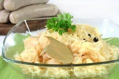 sauerkraut Στοκ Εικόνες