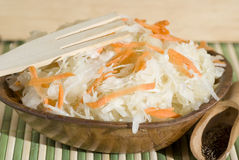 Sauerkraut Stock Photos