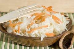 Sauerkraut fotos de stock