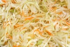 sauerkraut Arkivfoto