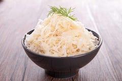 Sauerkraut Royaltyfria Bilder