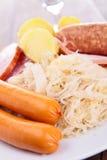 Sauerkraut Stock Photography