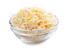 Sauerkraut Стоковые Изображения RF