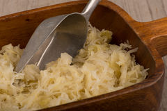 sauerkraut Стоковые Фото