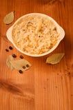 sauerkraut Imagens de Stock Royalty Free