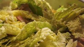 sauerkraut almacen de metraje de vídeo