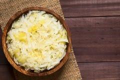 sauerkraut Foto de Stock