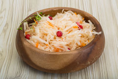 Sauerkraut Royalty Free Stock Photos