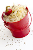 Sauerkraut with caraway seeds Royalty Free Stock Photography