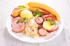 Sauerkraut Royalty Free Stock Image