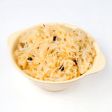 Sauerkraut Royalty Free Stock Images