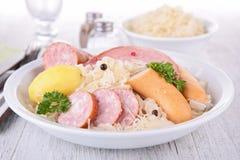 Sauerkraut Stock Images