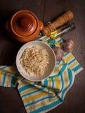 Sauerkraut recipe Royalty Free Stock Image