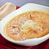 Sauerkraut soup Royalty Free Stock Images