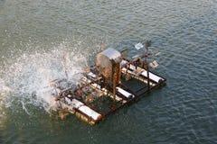 Sauerstoff für Wasser- und Abwasserbehandlung Lizenzfreie Stockfotografie
