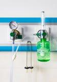 Sauerstoff im Krankenhaus lizenzfreies stockbild