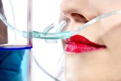 Sauerstoff-Stange lizenzfreies stockbild