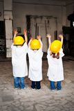 Sauf les enfants Photo stock