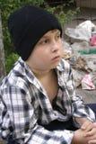 Sauf notre jeunesse Photographie stock libre de droits