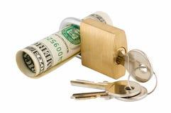Sauf votre argent Image stock