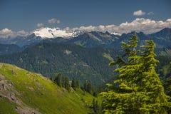 Sauk Mountain, Washington, USA Stock Image