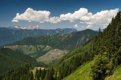 Sauk Mountain, Washington, USA Stock Images