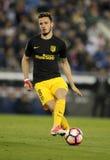 Saul Niguez of Atletico de Madrid Royalty Free Stock Photos