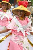 Saulug DE Tanjay Dancers Royalty-vrije Stock Foto's