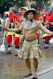 Saulug de Tanjay Dancers Stock Image