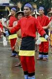 Saulug de Tanjay Dancers Royalty Free Stock Image