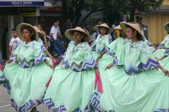 Saulug de Tanjay Dancers Royalty Free Stock Photography