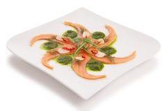 Saumons épicés Photographie stock libre de droits