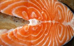 Saumons image libre de droits