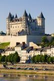 Saumur Royalty Free Stock Photo