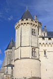 Saumur Castle, France Stock Images