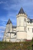 Saumur Castle, France Royalty Free Stock Image