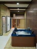 sauna комнаты Стоковое фото RF