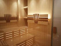 sauna иллюстрация вектора