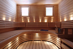Free Sauna Royalty Free Stock Image - 13731746